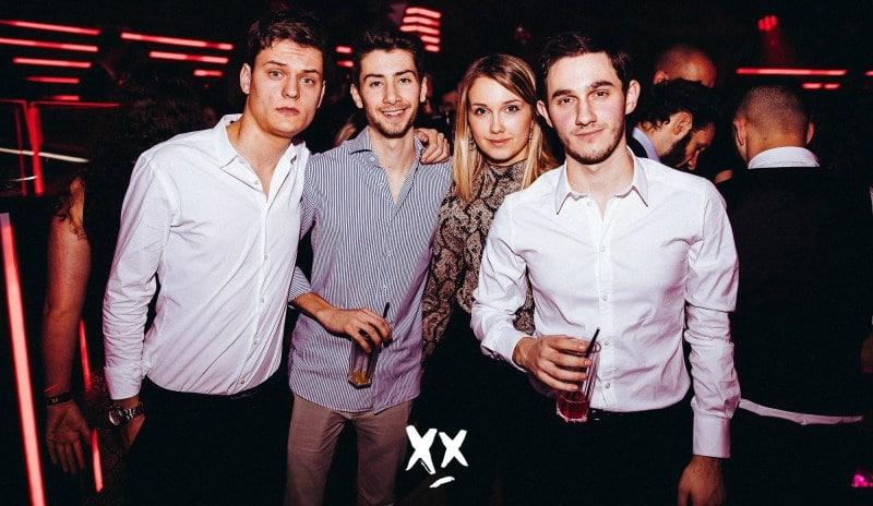 London Clubs Dress Code Gents