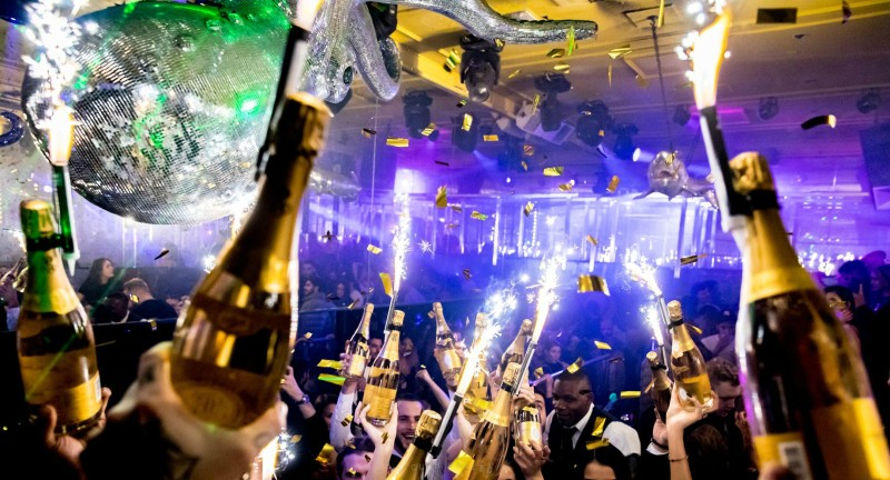 Birthday packages London Clubs