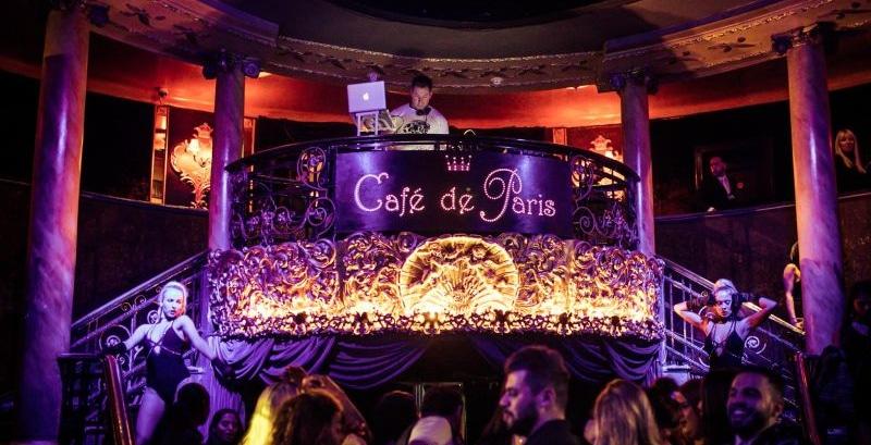 Cafe de Paris London Club