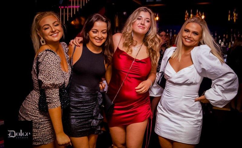 Dolce Club London guestlist