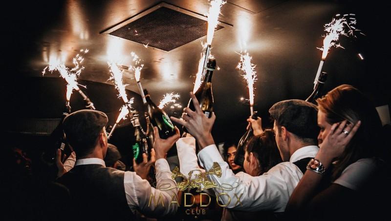 Maddox Club London