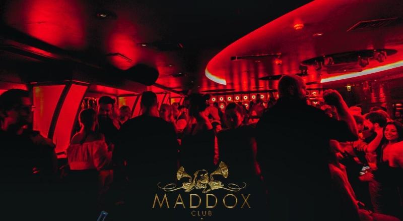 Maddox Club guestlist London